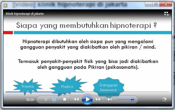 Hal Yang Perlu Anda Ketahui Ketika Berobat Ke Klinik Hipnoterapi